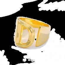 טבעת אות באנגלית