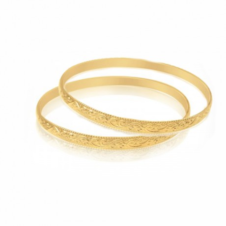 צמידים מרוקאים בציפוי זהב
